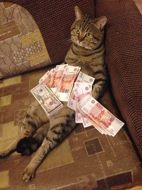 Прикольные картинки с надписями про деньги на русском, оригами